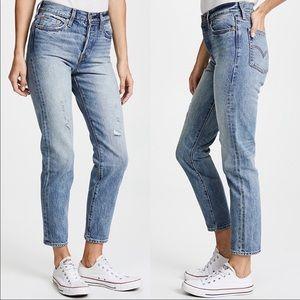 Levi's Wedgie Fit Icon High Rise Mom Jeans